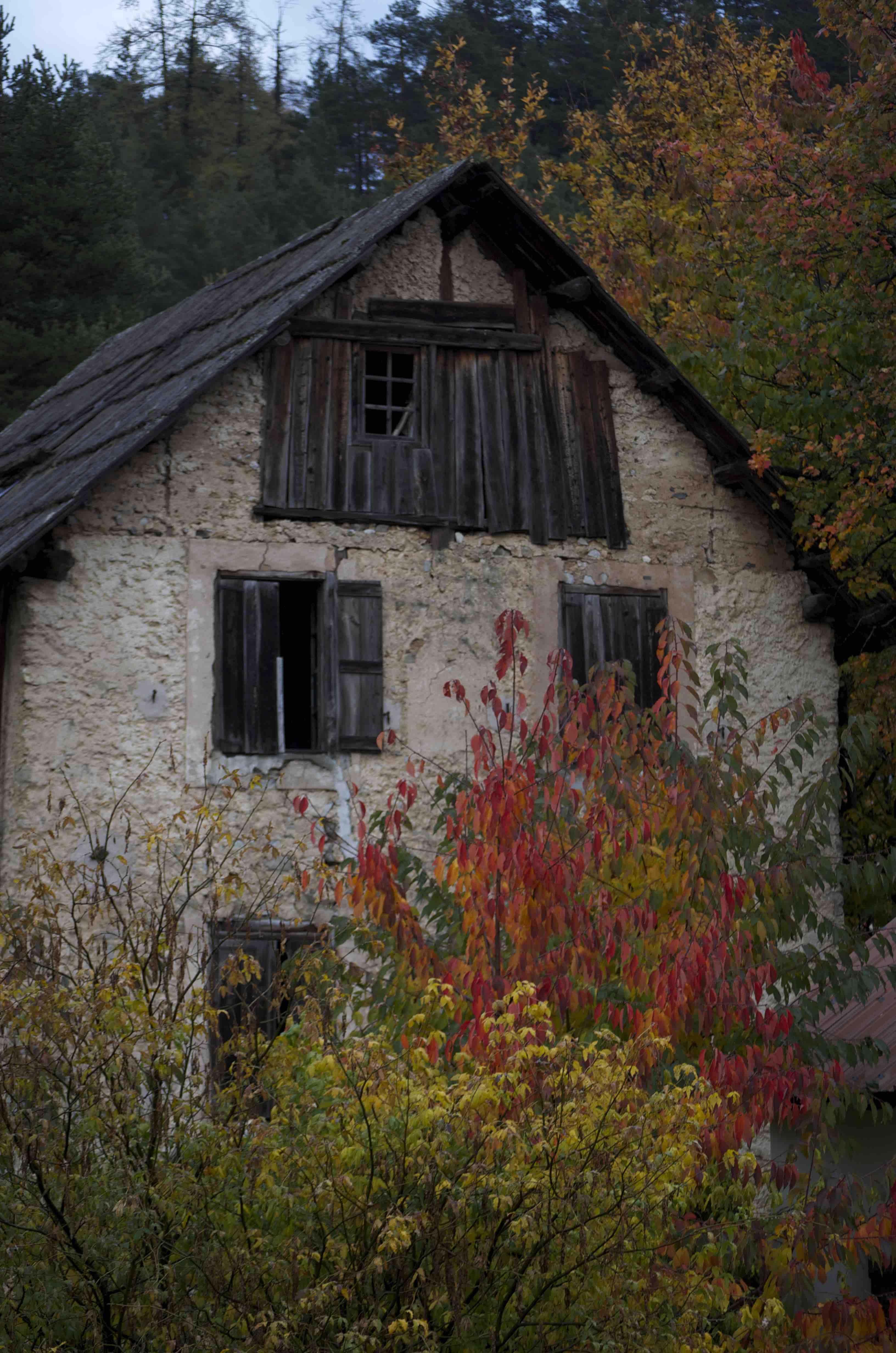 l'automne à auron