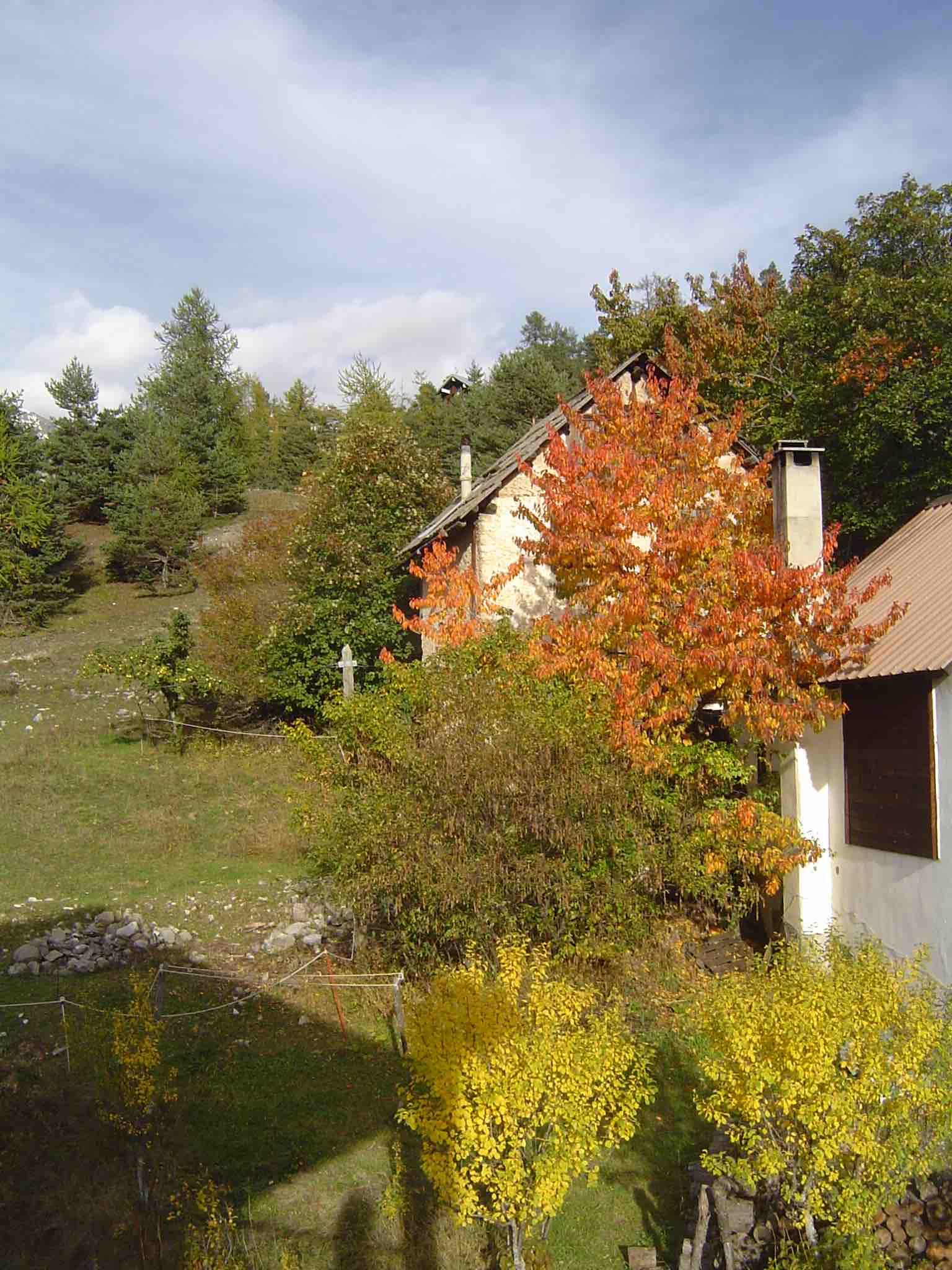 automne à Auron
