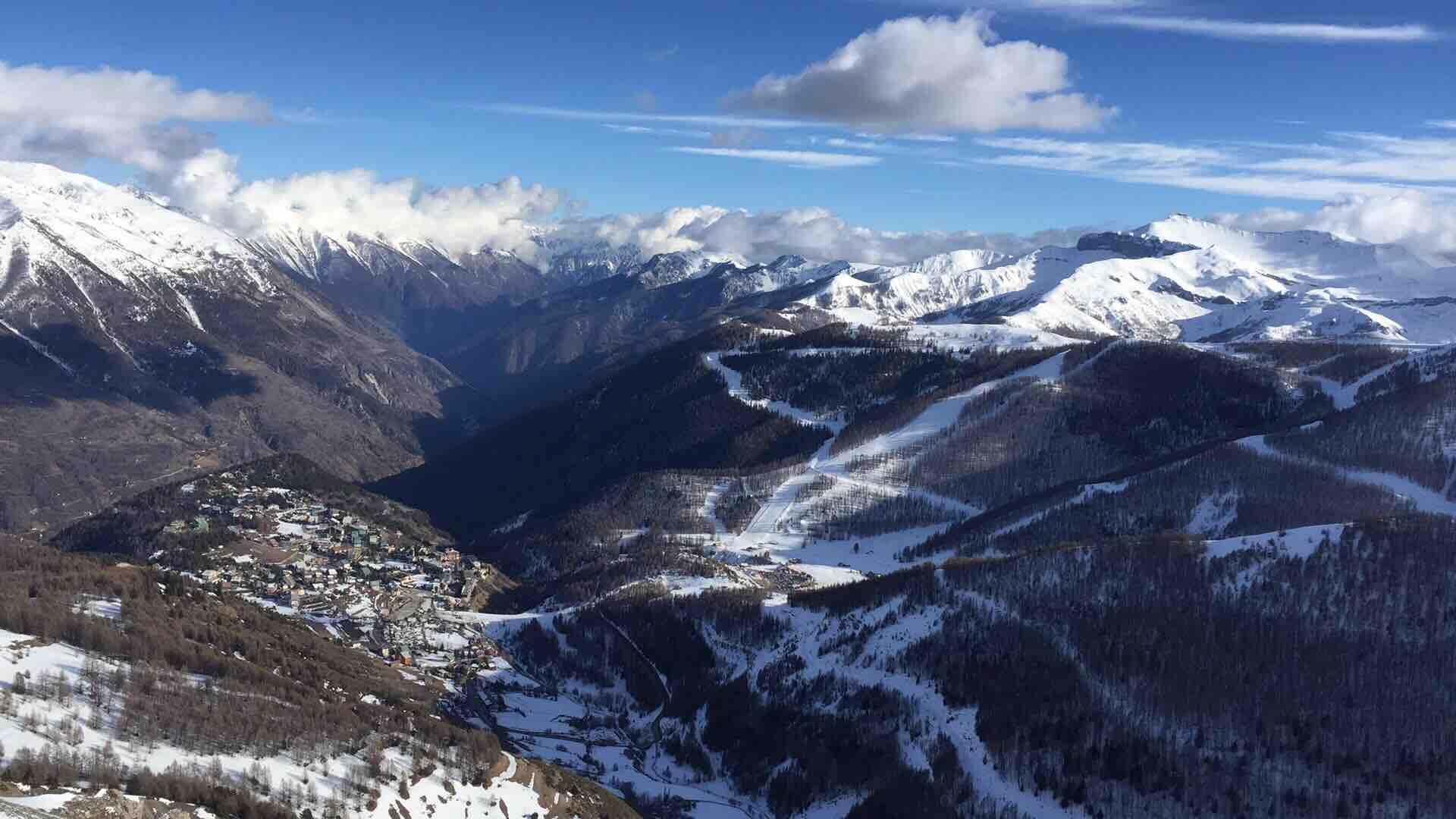 Auron panorama