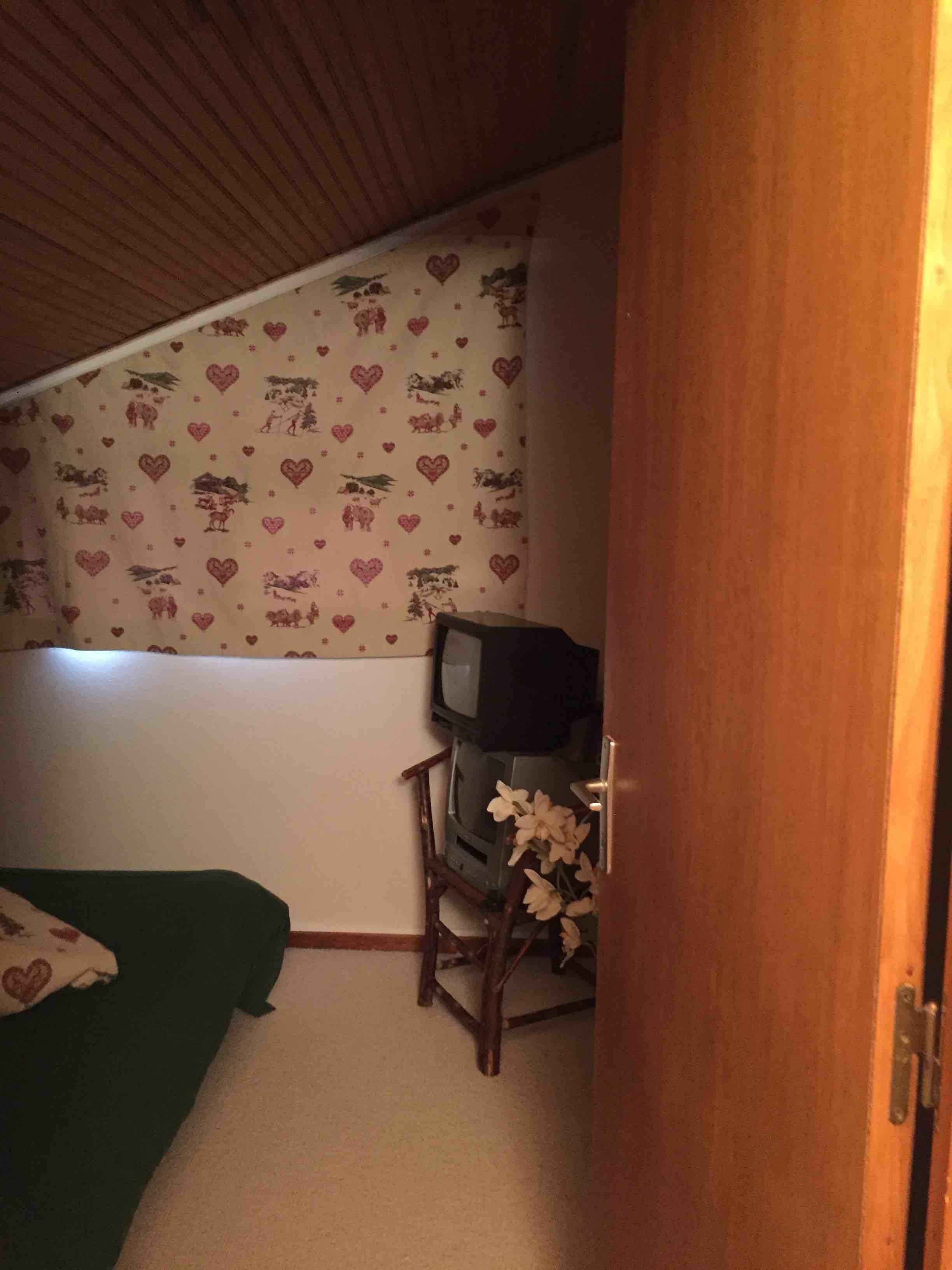 chambre lit double auron