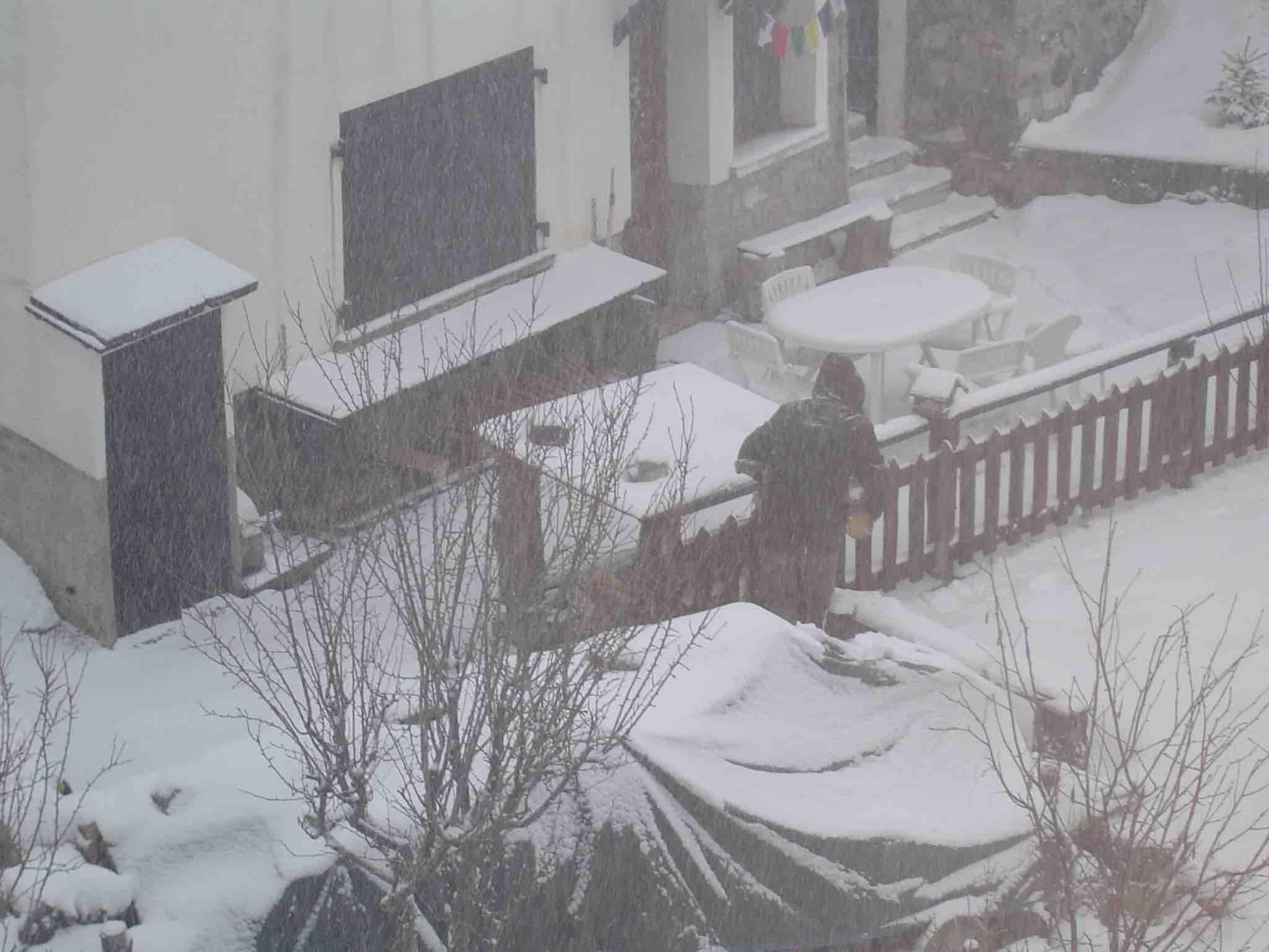 hiver à Auron