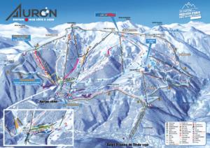 skiez à auron alpes maritimes